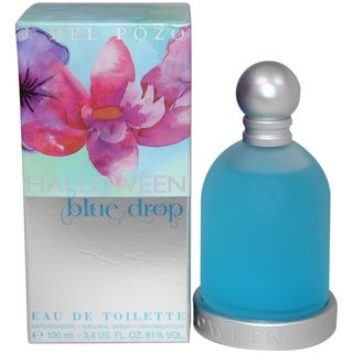 J. Del Pozo Halloween Blue Drop Women's 3.4-ounce Eau de Toilette Spray