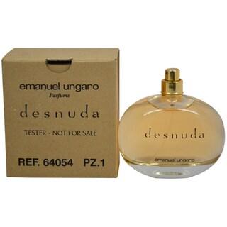Emanuel Ungaro Desnuda Women's 3.4-ounce Eau de Parfum Spray (Tester)