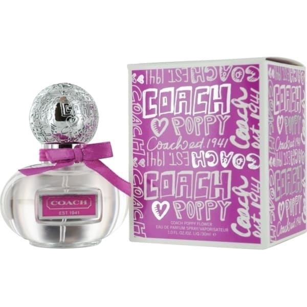 Shop coach poppy flower womens 1 ounce eau de parfum spray free coach poppy flower womenx27s 1 ounce eau de parfum spray mightylinksfo