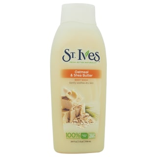 St. Ives Oatmeal & Shea Butter Body Wash 24-ounce Body Wash