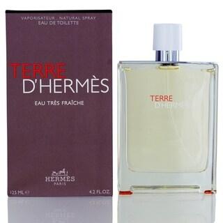 Hermes Terre d'Hermes Eau Tres Fraiche Women's 4.2-ounce Eau de Toilette Spray