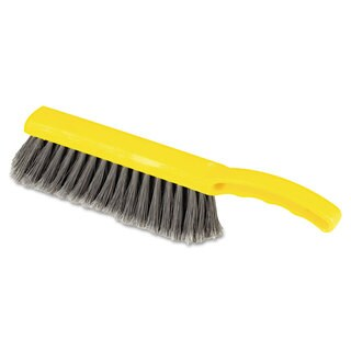 Rubbermaid Commercial Silver 12 1/2-inch Brush Countertop Brush