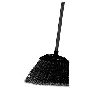 Rubbermaid Commercial Black Poly Bristles 35-inch Metal Handle Lobby Pro Broom