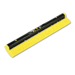 Rubbermaid Commercial Mop Head Yellow Sponge 12-inch Refill for Steel Roller