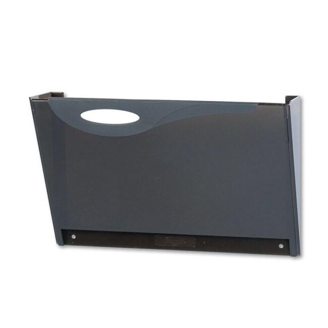 Rubbermaid Smoke (Grey) Classic Hot File Basic Pocket (Pl...