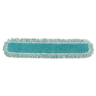 Rubbermaid Commercial HYGEN Dry Dusting Mop Heads with Fringe (Pack of 6)