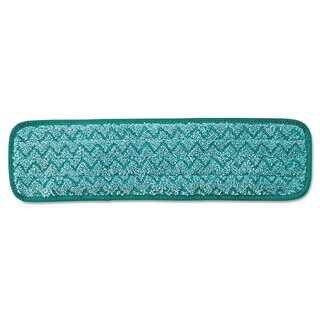 Rubbermaid Commercial Green Microfiber Dust Pad (Pack of 12)