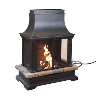 Sevilla Gas Fireplace
