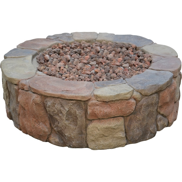 Petra 36-inch Gas Fire Pit
