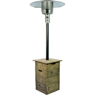 Galleon 7-foot Rustic Gas Patio Heater