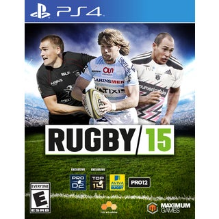 PS4 - Rugby 15