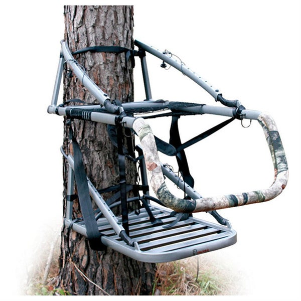 Ol Man Alumalite Comfort Tech Seating Climber Tree Stand