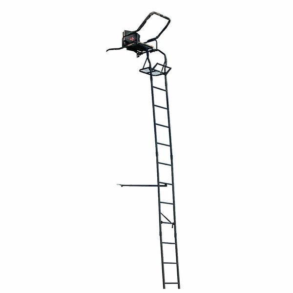 Big Game Warrior Dx 17 Foot Ladder Stand Free Shipping