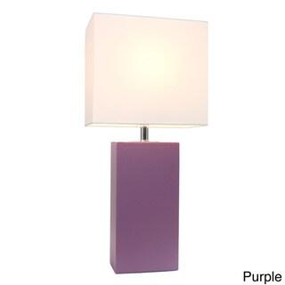 Buy Purple Table Lamps Online At Overstock Com Our Best Lighting Deals