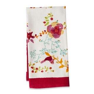 TreeTop 20x30-inch Cotton Tea Towels (Set of 3)