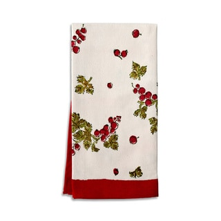 Gooseberry Cotton Tea Towels (Set of 3)
