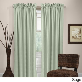 Grand Luxe Madison Rod Pocket Curtain Panel
