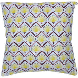 Multi-colored Geometric Printed Decorative Throw Pillow Cover