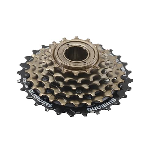 Freewheel Steel 6-speed 14-28-teeth Bicycle Gear