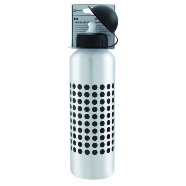 750 ml. Silver Alloy Water Bottle