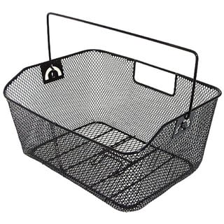 Wide Rear Wire Basket