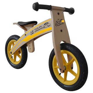 Tour de France - Kid's Wood 12-inch Balance Bike