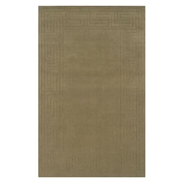 Linon Classic Cedar Green Area Rug (1'10 x 2'10)