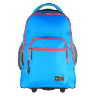 EcoGear Dhole Rolling 15-inch Laptop Backpack