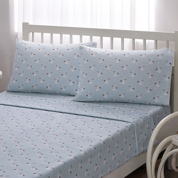 Brielle Flannel Sheet Set