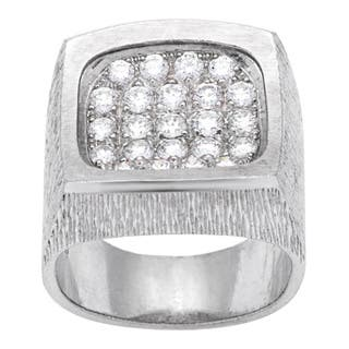 Pre-owned Piaget 18k White Gold 7/8ct TDW Diamond Estate Ring (Size 7.5)|https://ak1.ostkcdn.com/images/products/9419189/P16606245.jpg?impolicy=medium