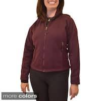 Spiral Women's Polartec Wind Pro Fleece Jacket