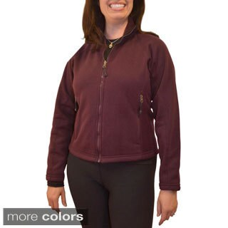 Spiral Women's Polartec Wind Pro Fleece Jacket