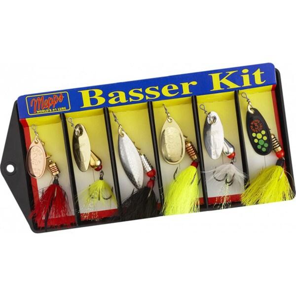 Mepps Dressed Lure Assortment Basser Kit