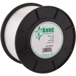 Ande Premium Monofilament Clear 1-pound Line (3 options available)