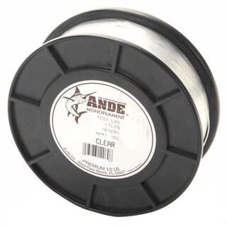 Ande Premium Monofilament Clear 0.5-pound Line