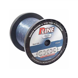 P-Line CXX-Xtra Strong Blue 600-yard Fishing Line