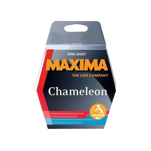 Maxima One Shot Spool Chameleon 220-yard Monofilament Fishing Line