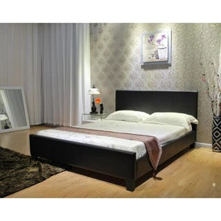Greatime Home Collections Upholstered Platform Bed