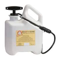 Shot 'N Gone Pre-loaded 1-Gallon F-Style Sprayer Mold Inhibiting Liquid
