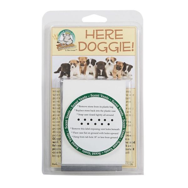 Here Doggie! Scented Pee Pad Trainer and Attractant