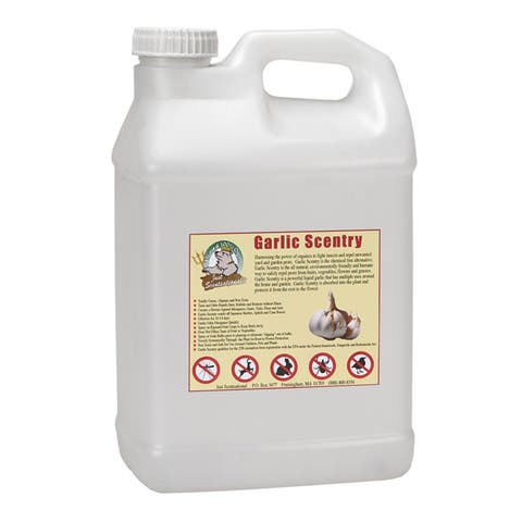 2.5 Gallon Garlic Scentry Concentrate Formula