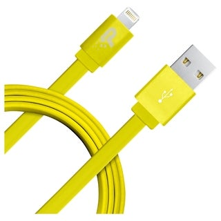 Patriot Memory Lightning Flat Cable - Yellow (PCALC3FTFYL)