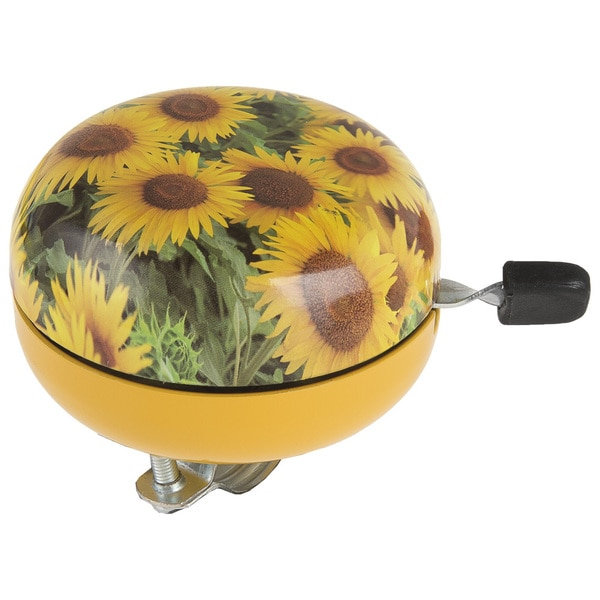 BIG Sunflower Bike Bell