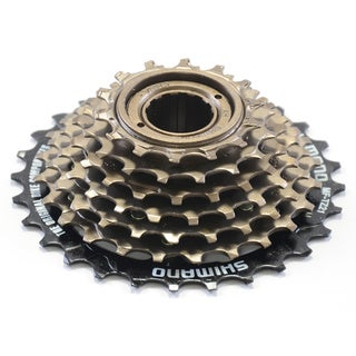 Shimano Freewheel MF-TZ21 14-28 Tooth 7-speed Cassette
