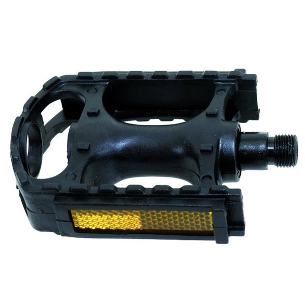 Ventura 9/16-inch Plastic Pedal with Reflector