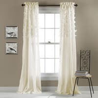 "Lush Decor Avery Curtain Panel Pair - 54""w x 84""l"