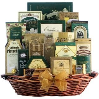 Great Arrivals Best Wishes for the New Year Gift Basket