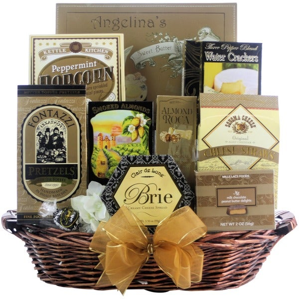 Great Arrivals New Year's Delights Gourmet Gift Basket