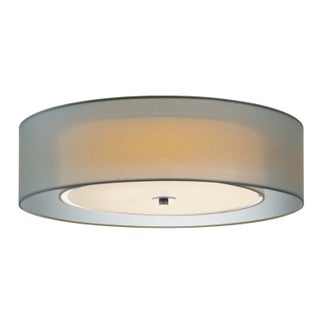 Sonneman Lighting Puri 22 inch 3-Light Surface Mount