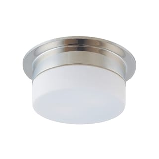 Sonneman Lighting Flange 9 inch 1-Light Surface Mount